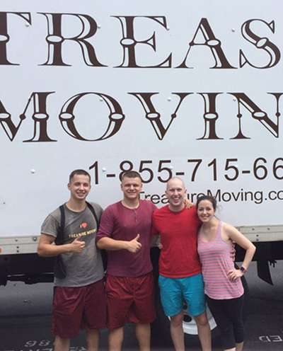 Our out of state movers provide superior service so you can move long distance without a single worry.