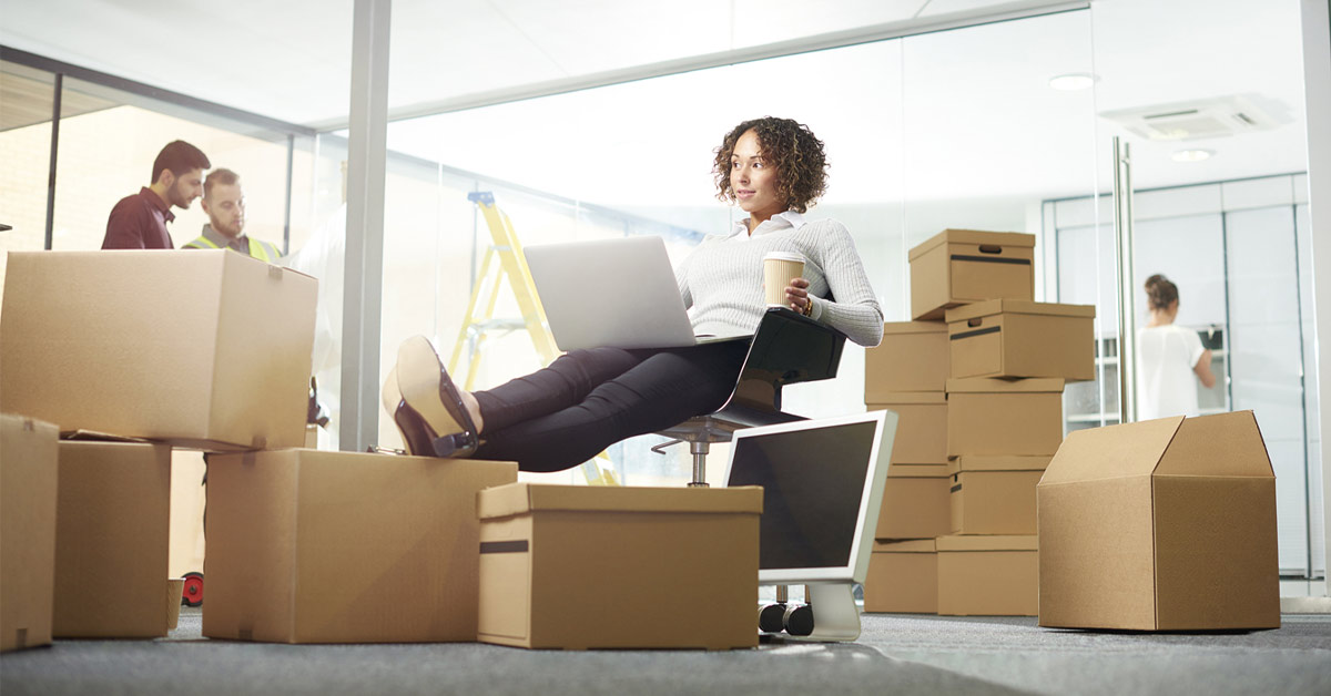 Choosing an Office maryland Mover