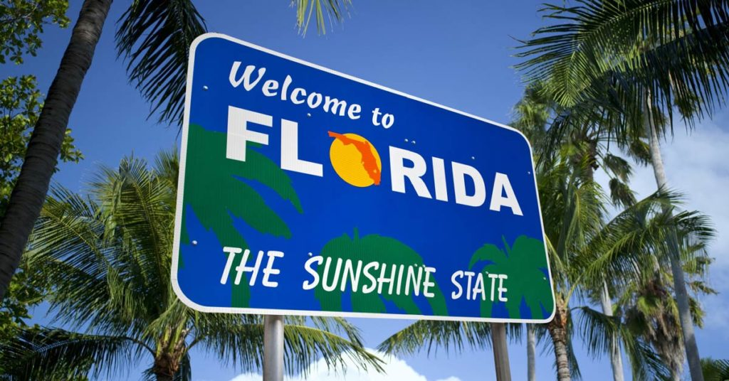 Moving to Florida Ultimate Guide for 2021