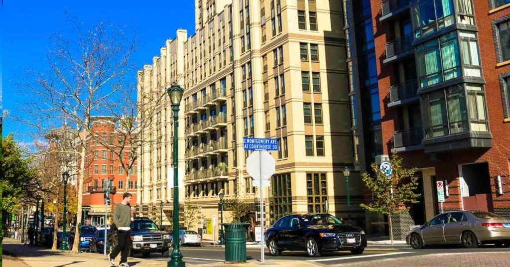 There are many great neighborhoods and places to live in Rockville Md.