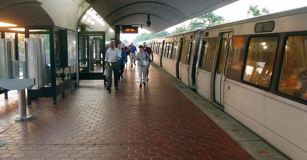 Rockville Metro Transit Station