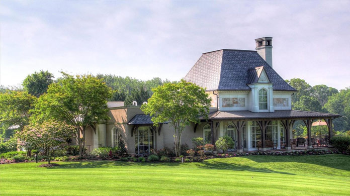 Bethesda Country Club, MD