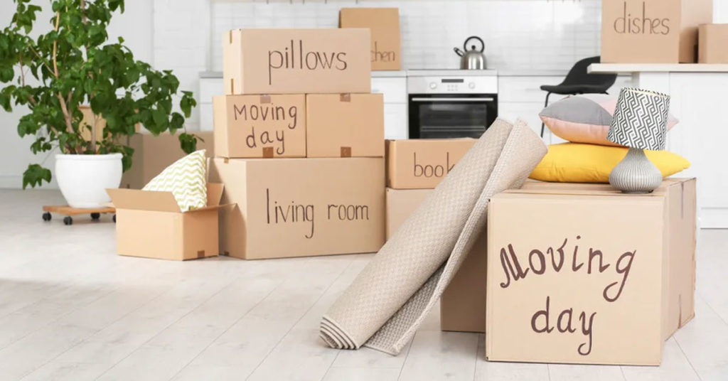 How to Prepare for Moving Day
